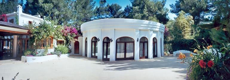 Centro el jard n de luz ibiza centro de seminarios yoga for Jardin de luz